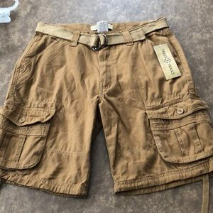 Trees Trails Cargo Shorts (#3099)